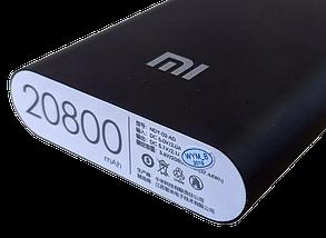 Портативний зарядний пристрій Power Bank 20800mAh, універсальна батарея, зовнішній акумулятор, повер банк, фото 2