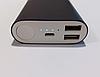 Портативний зарядний пристрій Power Bank 20800mAh, універсальна батарея, зовнішній акумулятор, повер банк, фото 6