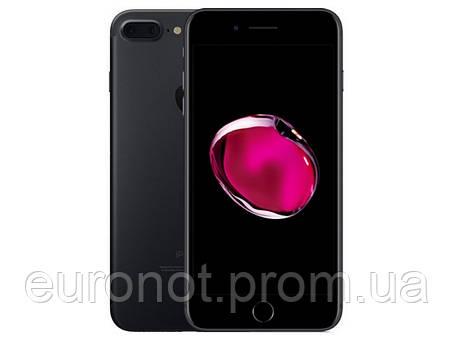 Б/У Apple iPhone 7 Plus Matte Black 32GB B, фото 2