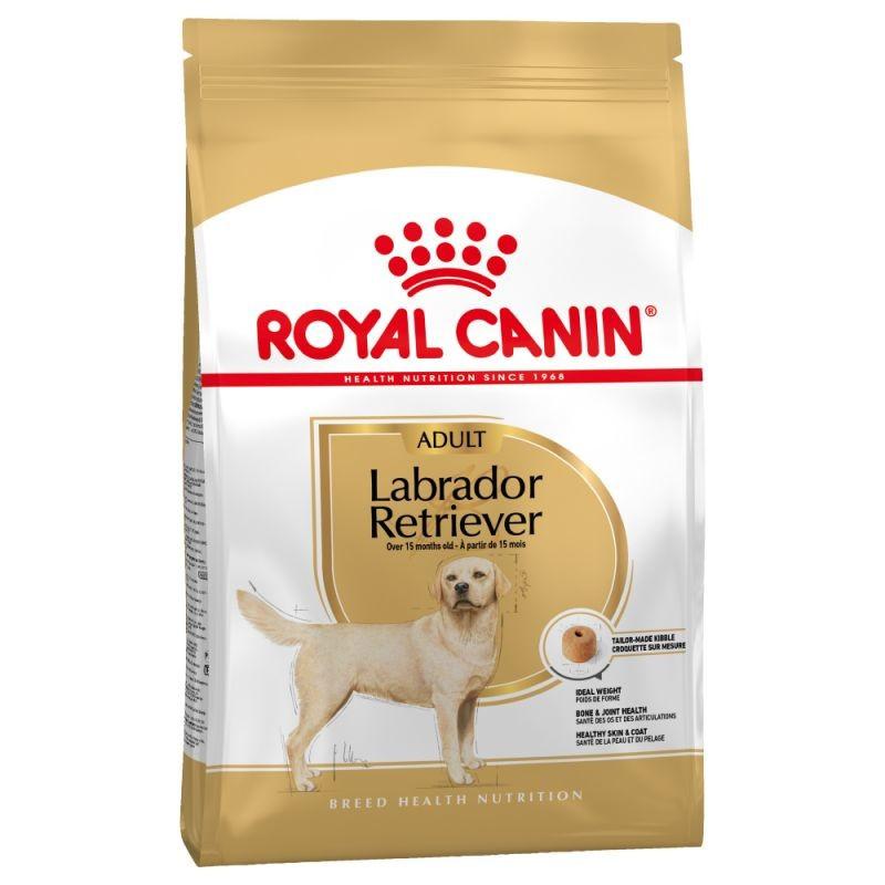 Сухой корм Royal Canin Labrador Retriever Adult для взрослых собак старше 15 месяцев 12 кг