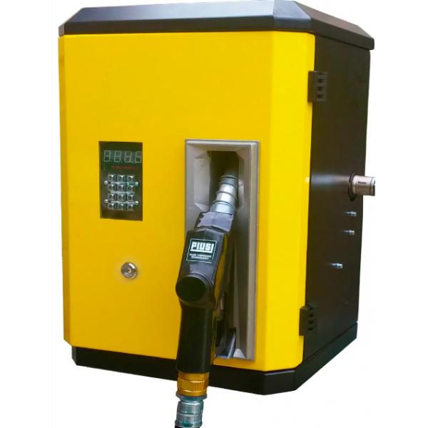 Автоматична паливороздавальні колонки BarrelBox-ID з функцією попереднього набору