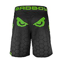 Шорты Bad Boy Legacy 3.0 Black/Green M, фото 2