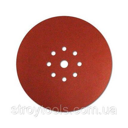 Шлифовальный круг S&R D225 P240 на липучке, фото 2
