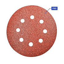 Набор шлифовальных кругов S&R 234-125-070 70 шт., фото 3