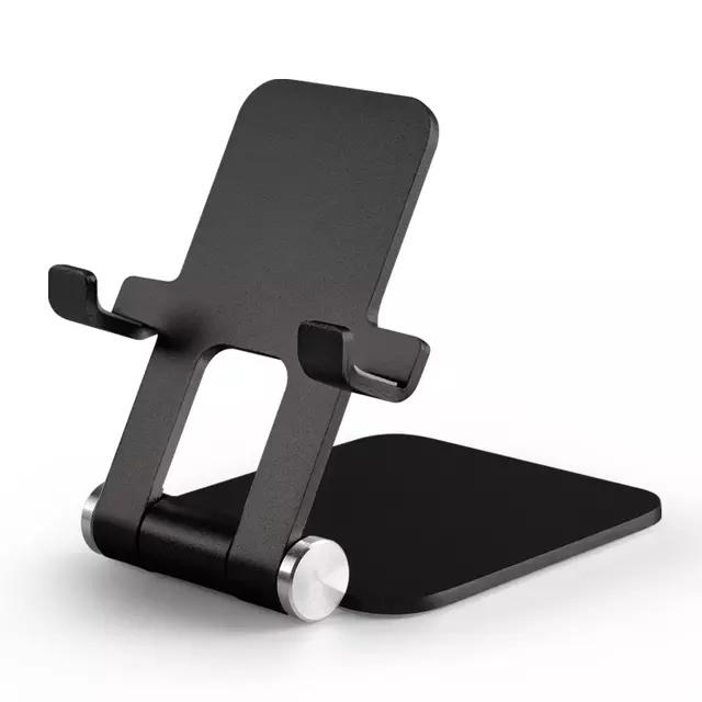 Подставка для телефона и планшета  Holder - L чёрная
