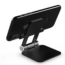 Подставка для телефона и планшета  Holder - L чёрная, фото 2