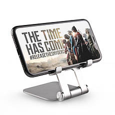 Подставка для телефона и планшета  Holder - L чёрная, фото 3