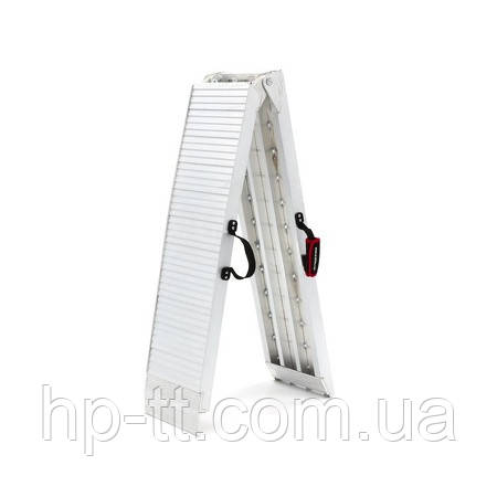 Заездная рампа усиленной нагрузки Acebikes Foldable Ramp Heavy Duty with Handle 1140 мм / 2230 мм x 285 мм