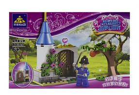 "Конструктор ""Cinderella`s dream world"", 80 деталей 98708"