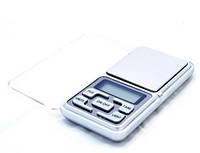 Ваги Електронні Ювелірні Максимальне Навантаження 200 Грам MX-461/MS-1724B Розмір 12 х 6 х 2 См