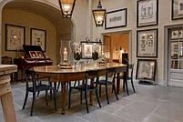 Стул Papatya Hera-S белое сиденье, верх прозрачно-чистый, фото 4