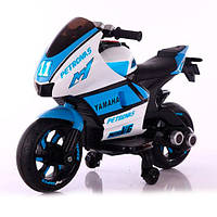 Мотоцикл Bambi M 4135L-1-4 Синий