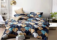 Комплект постельного белья Бязь GOLD 100% хлопок Сердц цветные