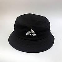 Панама в стиле Adidas classic черная