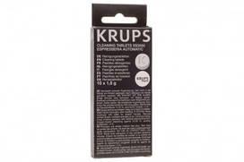 Таблетки чистящие Krups (XS300010) для кофемашин 10шт.