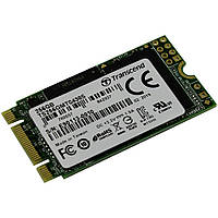 Накопитель SSD M.2 2242 SATA III 256GB Transcend 430S (TS256GMTS430S) R530MBs W400MBs новый