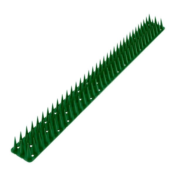 Шипы от птиц и животных зеленые 50*3 см