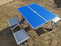 Туристический стол - трансформер 4+1, фото 1