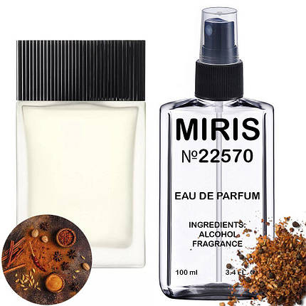 Духи MIRIS №22570 (аромат похож на Tom Ford Noir) Мужские 100 ml, фото 2