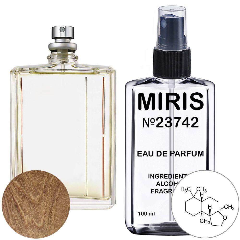 Духи MIRIS №23742 (аромат похож на Escentric Molecules Molecule 02) Унисекс 100 ml