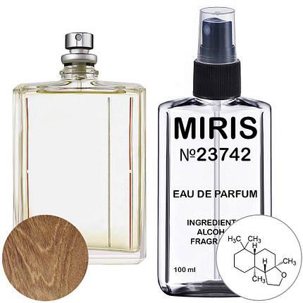 Духи MIRIS №23742 (аромат похож на Escentric Molecules Molecule 02) Унисекс 100 ml, фото 2