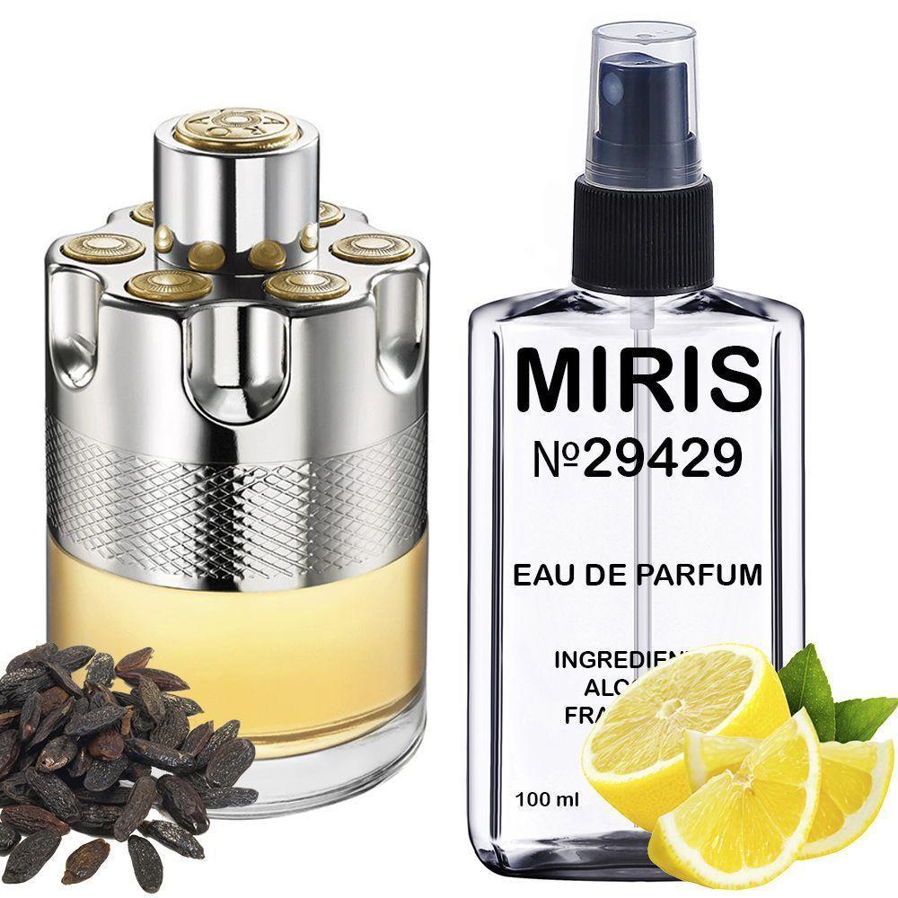 Духи MIRIS №29429 (аромат похож на Azzaro Wanted) Мужские 100 ml