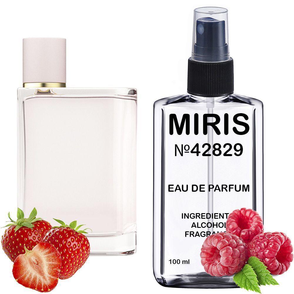 Духи MIRIS №42829 (аромат схожий на Burberry Her) Жіночі 100 ml