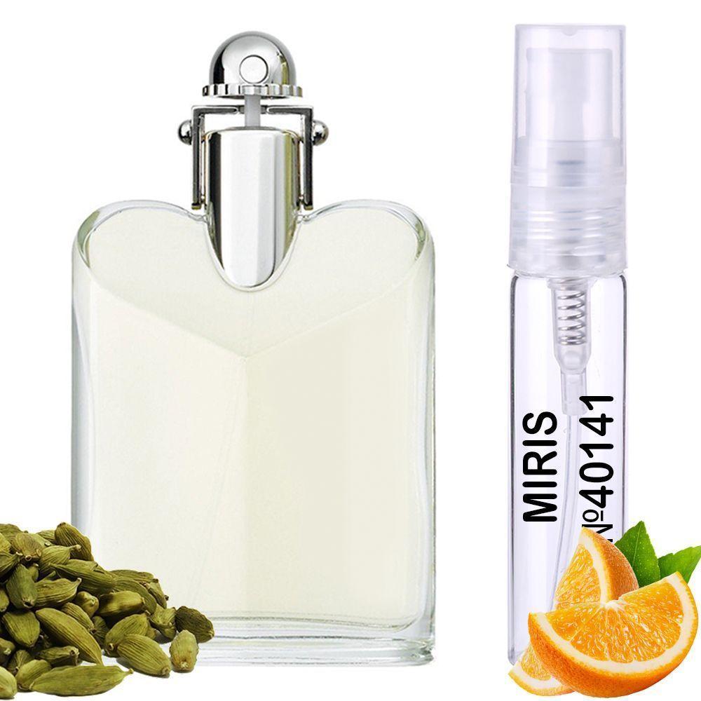 Пробник Духов MIRIS №40141 (аромат похож на Cartier Declaration) Мужской 3 ml