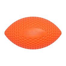 Спортивный мяч для апортировки PitchDog SPORTBALL, 9 см, 14 см