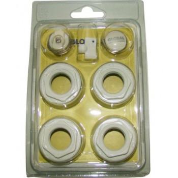 Комплект радиаторный Global 1/2 (900-2000)