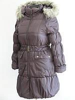 Молодежные зимние куртки на меховой подкладке
