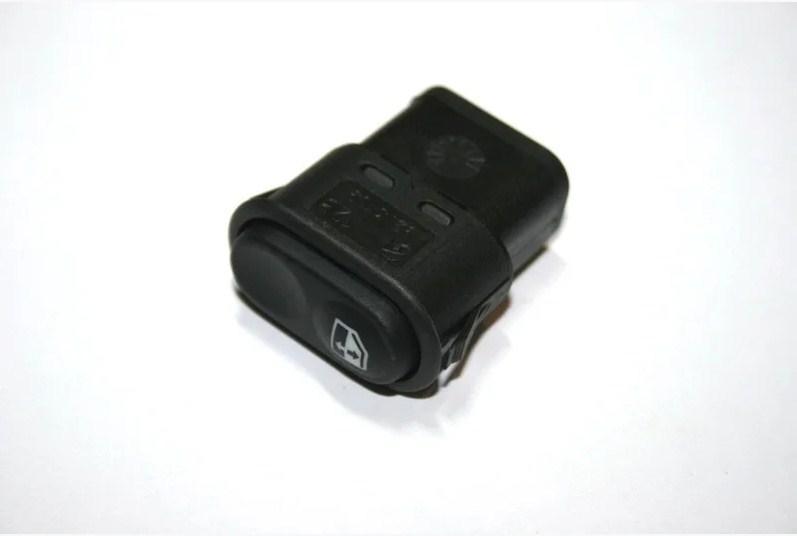 Кнопка стеклоподъемника 2108-15, 2123 (овал) АВАР