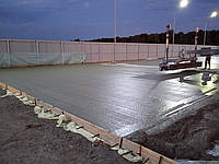 Подготовка основания к заливке бетона