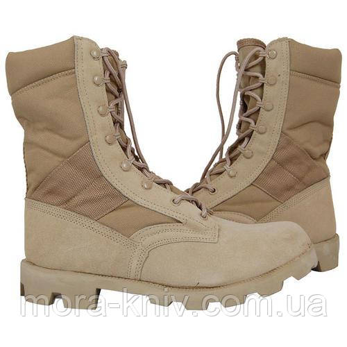 Ботинки Mil-Tec пустынные Speed Lace Coyote 12823000 (40, 42, 44, 45, 46)
