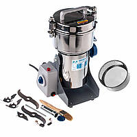 Мини мельница GRINDER-800 кофемолка мукомолка 3000W