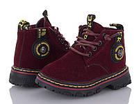 Детские ботинки оптом, 21-25 размер, 10 пар, ВВТ