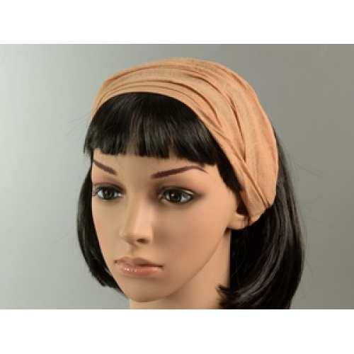 Летняя повязка на голову женская