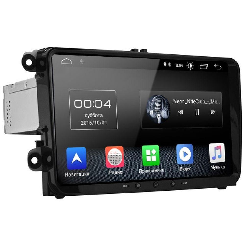 Штатная автомагнитола AudioSources T150-910R для (VW Passat B6, Passat B7, Passat B8(USA), Passat CC, Golf V )