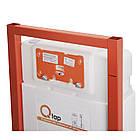 Инсталляция для унитаза Q-tap Nest комплект 4 в 1 с панелью смыва PL M11GLWHI, фото 3