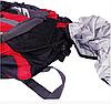 Рюкзак туристический с каркасной спинкой North Face, фото 5