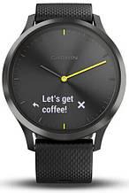 Смарт-часы Garmin vivomeve HR (010-01850-01) Smart Watch Original