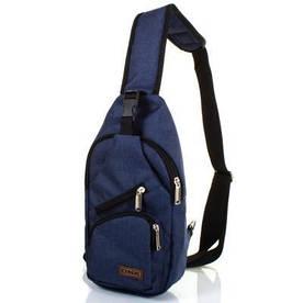 Рюкзак городской DNK Leather Мужская сумка-рюкзак DNK LEATHER (ДНК ЛЕЗЕР) DNK-JOKER№2-BAG-2