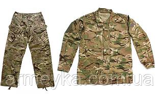 Камуфляж MTP/Multcam (Multi-Terrain Pattern), небольшие размеры. Великобритания, оригинал. 1-й сорт