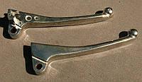 Ручки выжимные без крепления Honda DIO-50 (рыбки)
