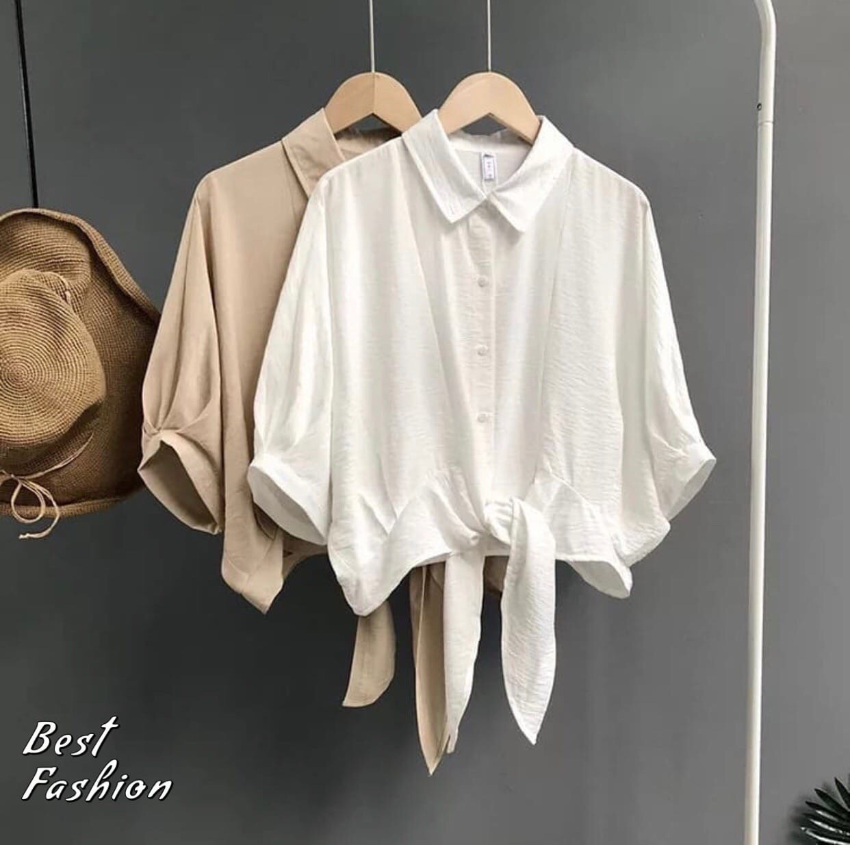 Рубашка женская белая, бежевая, 42-46, 48-52