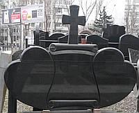 Гранит Габбро БУКИ, размер детали 140/70/8