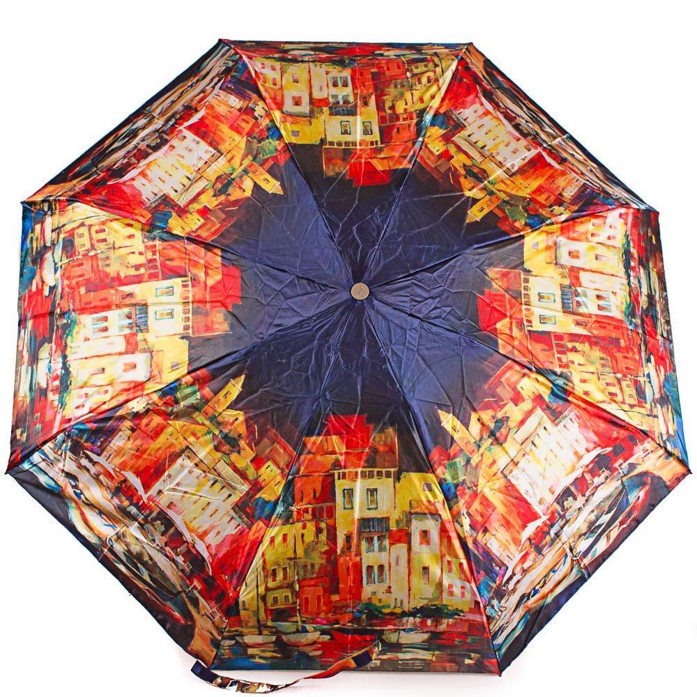 Складной зонт Zest Зонт женский компактный автомат ZEST (ЗЕСТ) Z54914-10