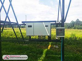 Мережева СЕС 30 кВт у м. Долина 4