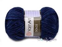 YarnArt Dolce, Темно-синий №756