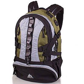 Рюкзак спортивный Onepolar Мужской рюкзак ONEPOLAR (ВАНПОЛАР) W1003-green